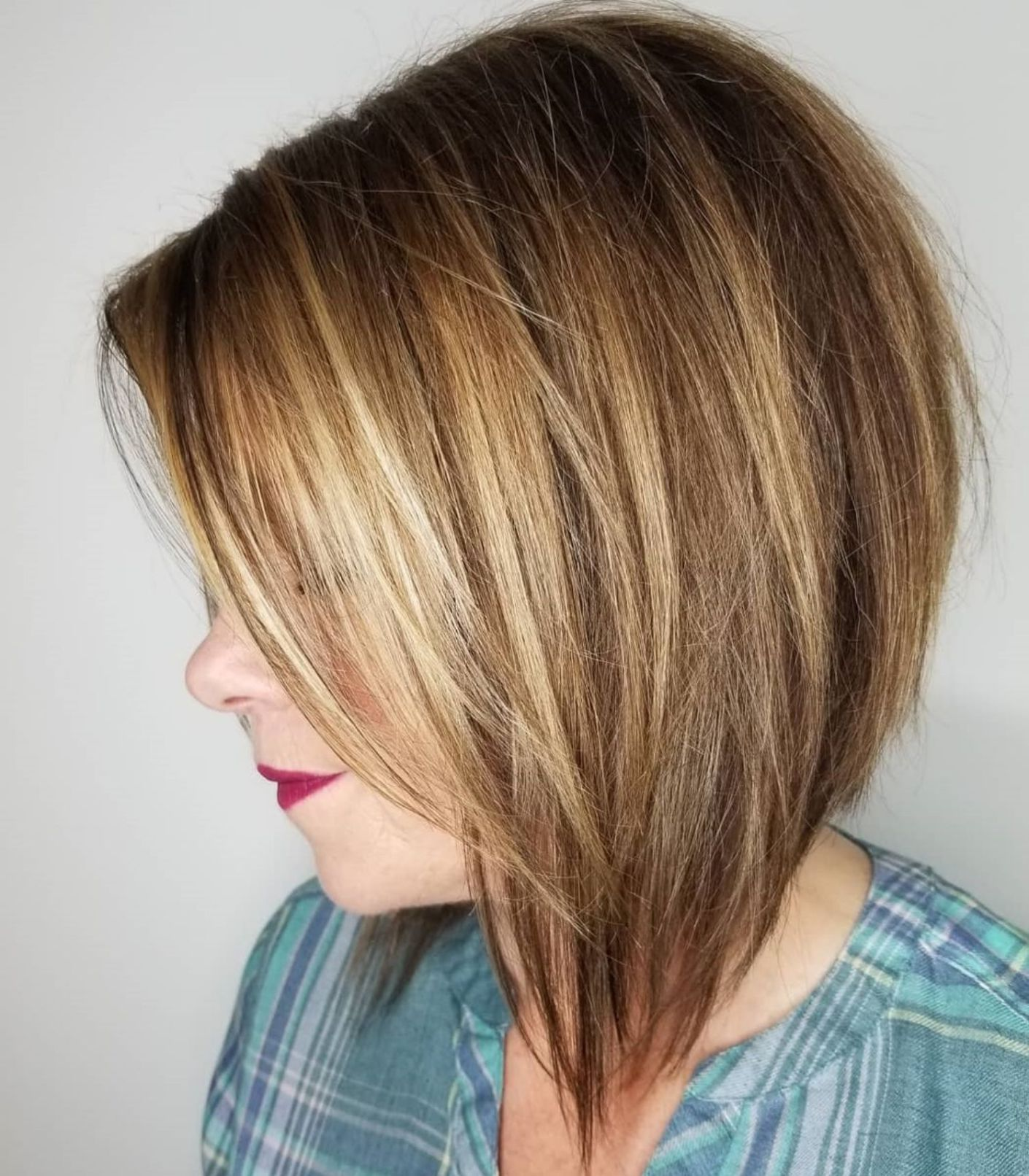 60 Layered Bob Styles: Modern Haircuts with Layers for Any ...