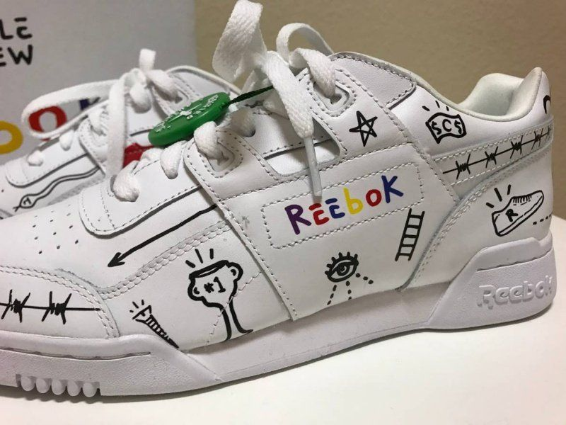 1abee6f9140 Reebok Classic Workout Plus 3AM x Trouble Andrew Review