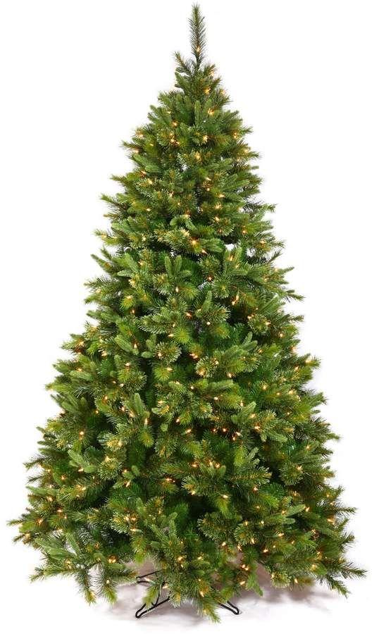 Vickerman 8.5-ft. Pre-Lit Cashmere Pine Artificial Christmas Tree - Vickerman 8.5-ft. Pre-Lit Cashmere Pine Artificial Christmas Tree In