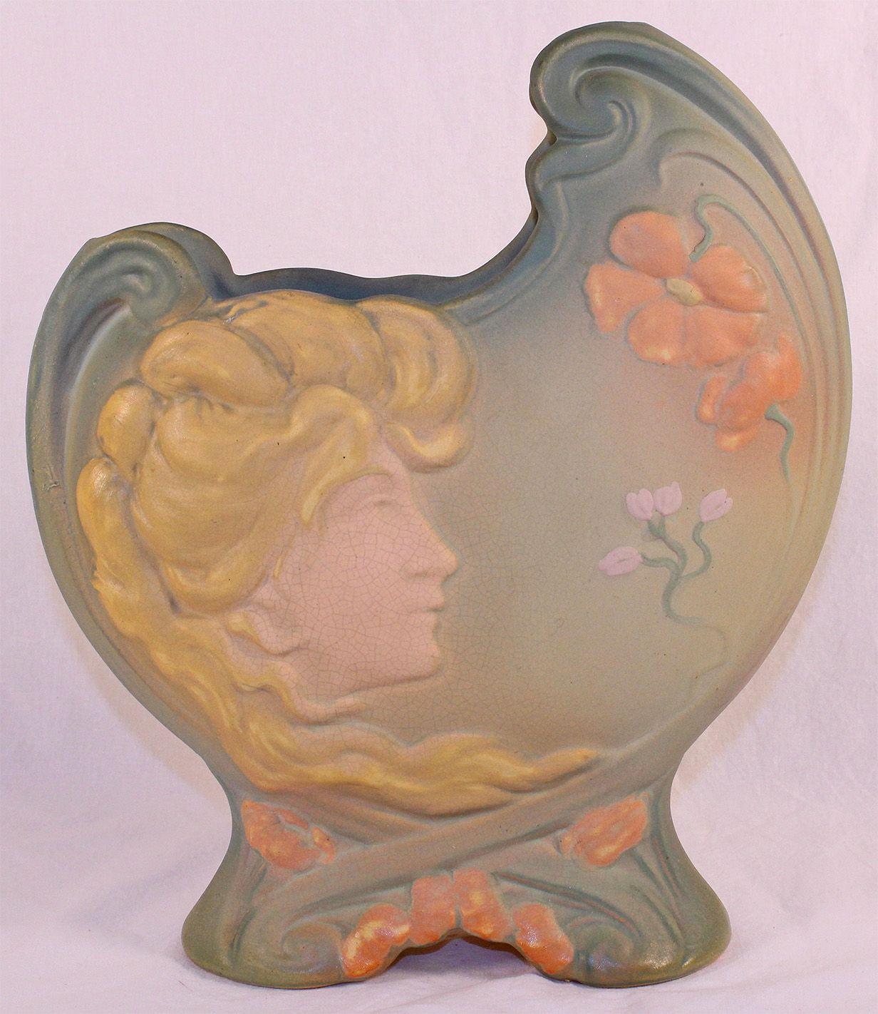 Weller Art Pottery Aurelian Vase