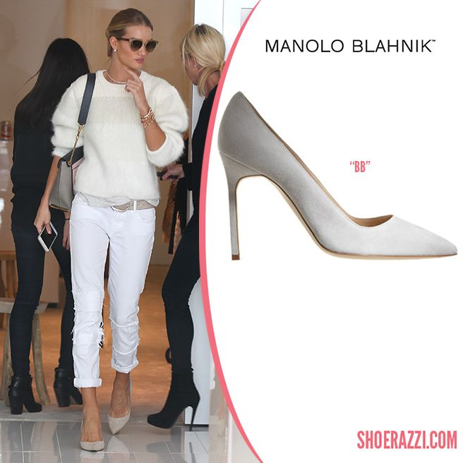 79162d4bc4 best celebrity pics in manolo blahniks - Google Search. best celebrity pics  in manolo blahniks - Google Search Suede Pumps, Pointed Toe ...