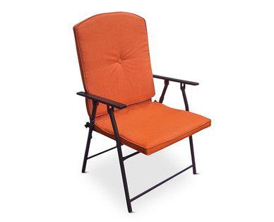 Gardenline Padded Folding Chair Padded Folding Chairs Folding
