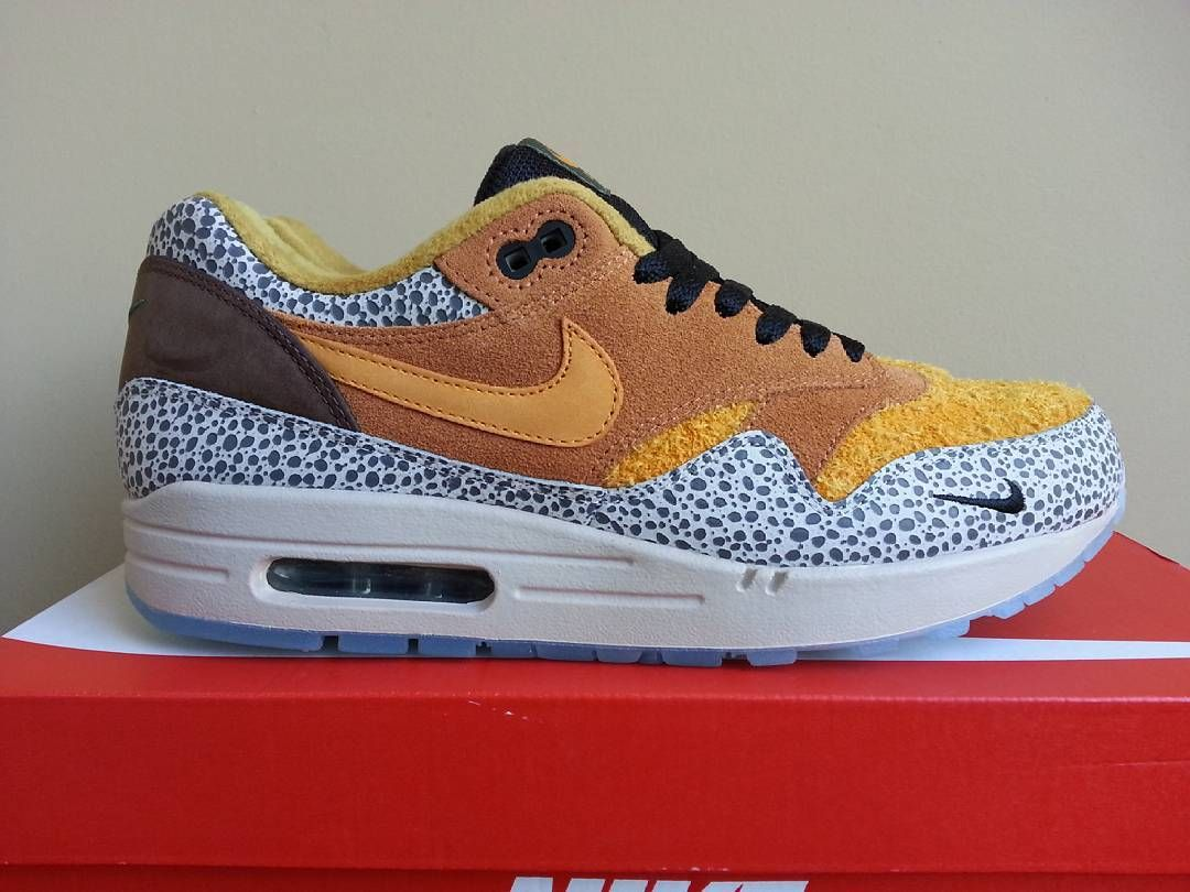 Atmos x Nike Air Max 1 Safari sz 9 and 11.5 $300 shipped