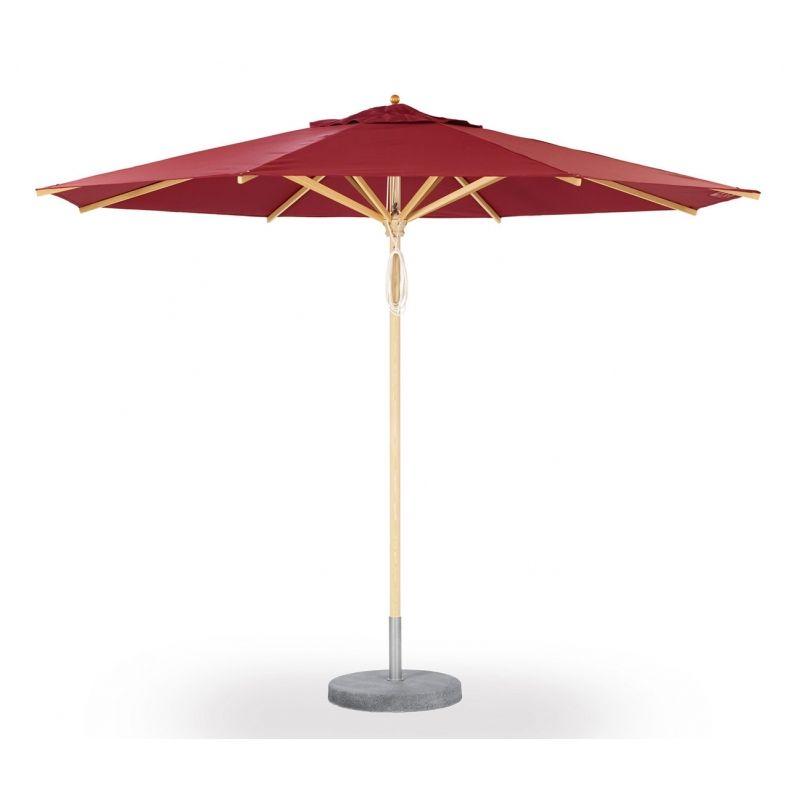 Sonnenschirm Basic Von Weishaupl Rund 335 Cm Sonnenschirm