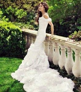 Mariage De Dylan Loren La Fille Du Createur Ralph Lauren Robe