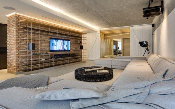 Apartamentos estudios de tipo loft en pinterest dise o - Apartamentos tipo loft ...