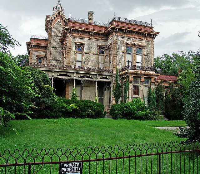 Abandoned Mansions, Abandoned Houses, Mansions