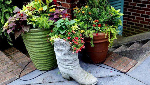25+ Prachtige zelfmaakideetjes om van je tuin een prachtige oase te creëren!