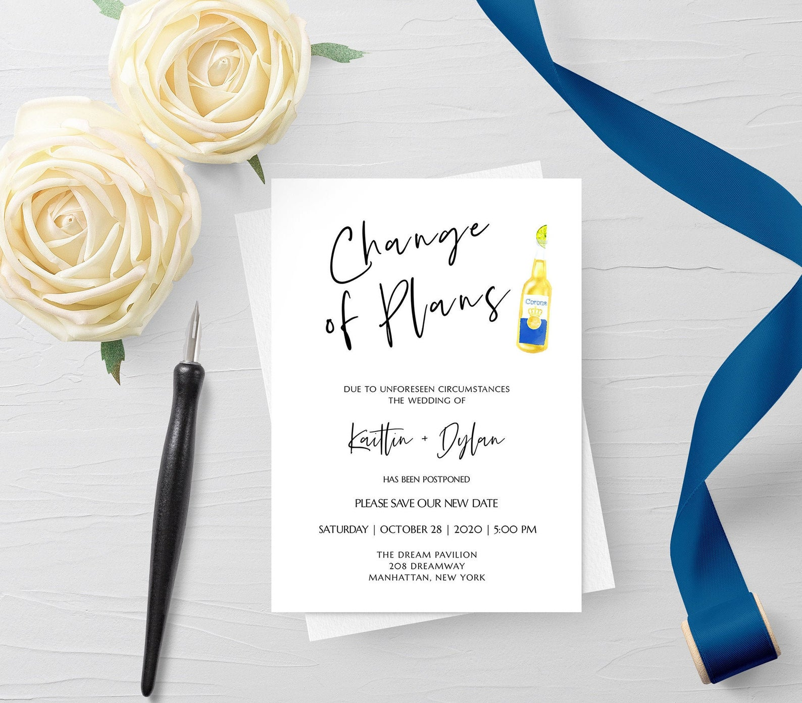 Pin on oh wifey invitations