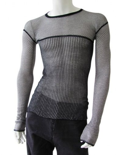 Crewneck Pullover - Pullover by Rick Owens | DressSpace