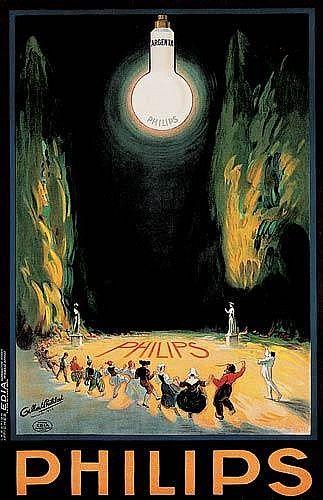 Philips - 1923 - (Gilbert Philibert) -