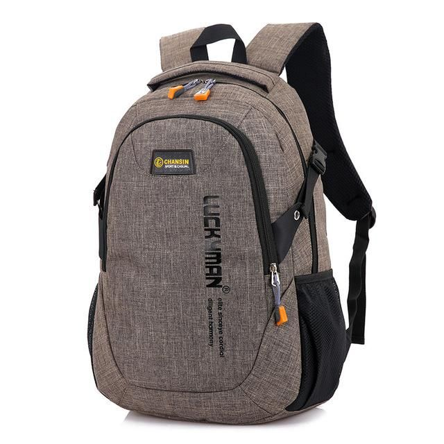 7268f571ef01 New Fashion Laptop Backpack Computer Bags high school student ...