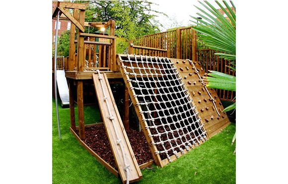 10 Incredible Diy Backyard Forts For Kids With Images Backyard Backyard Play Backyard Playground
