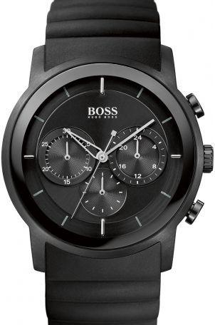 33f8fadf09b Montre Hugo Boss Chrono bracelet Silicone 1512639