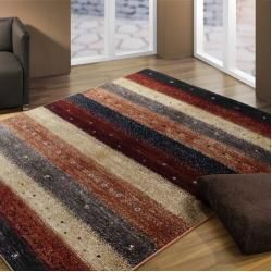 Photo of Carpet in dark red / beigeWayfair.de