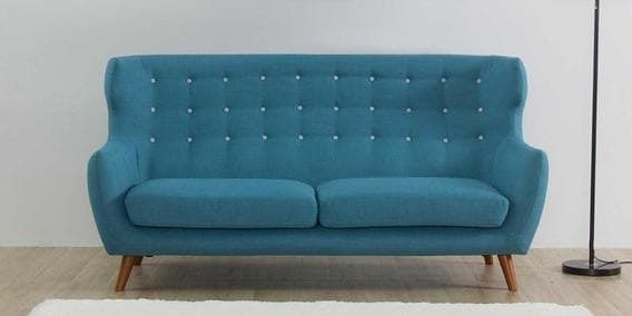 A Blend Of Beautifully Tufted And Delicate Valencia Is The Show Stopping Piece For Your Living Room Which Quali Modern Sofa Set Three Seater Sofa Simple Sofa