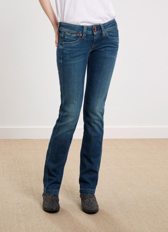 Jean bootcut banji de pepe jeans