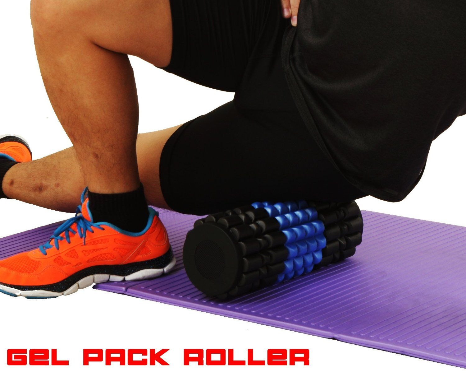amazon com idson muscle roller stick for athletes 18 inches body amazon com balance 1 foam roller deep tissue massage foam roller