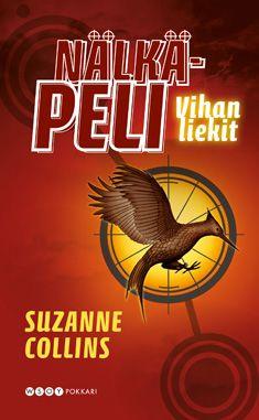 Vihan liekit (9789510372128) - Suzanne Collins - Kirjat - Bookplus kirjakauppa