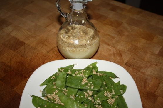 Make and share this Sesame Seed Salad Dressing recipe from Food.com.