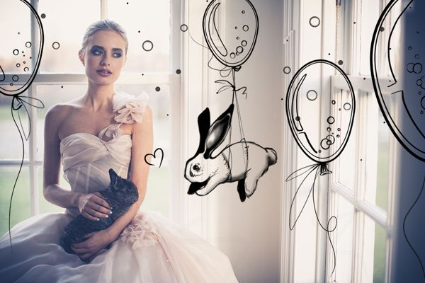 Alice in Wonderland / Photomanipulation on Behance