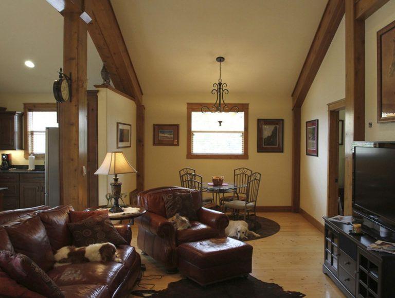 Denali Barn Apartment | Barn Pros in 2020 | Barn apartment ...