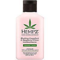 Hempz Travel Size Blushing Grapefruit & Raspberry Creme Body Moisturiz