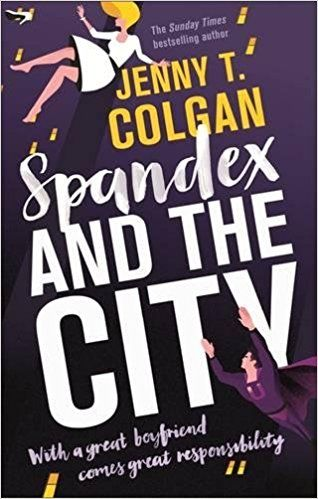 Spandex and the City: Amazon co uk: Jenny T  Colgan