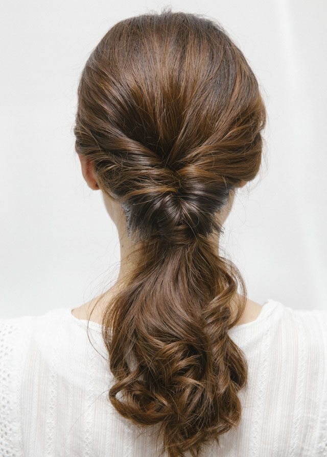 Easy Wedding Hairstyles Amusing Quick And Easy Wedding Hairstyles  Easy Wedding Hairstyles Easy