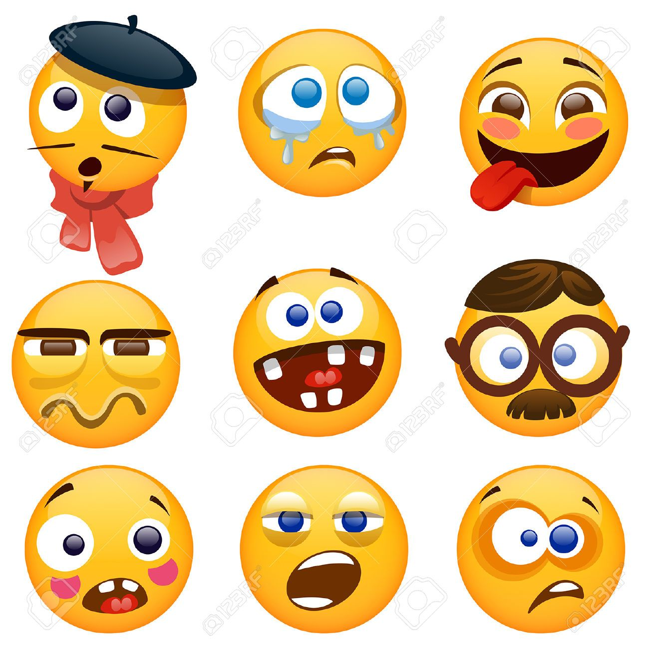 emoji stock photos images