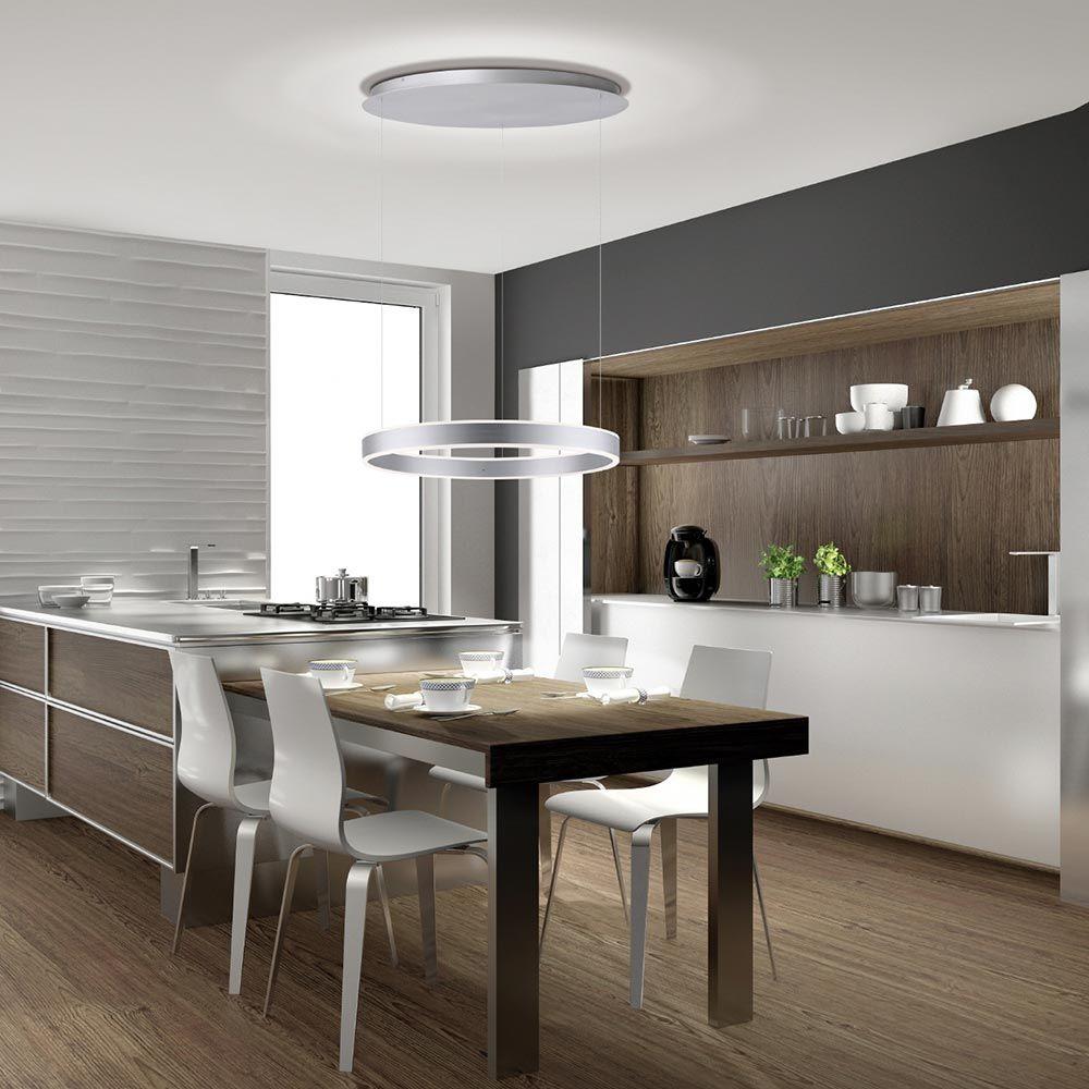 Wohn Und Esszimmer Richtig Beleuchten In 2020 Esszimmer Beleuchtung Esstisch Modern Esstisch Beleuchtung