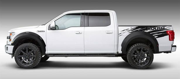 2015 Ford F150 Accessories By Roush Performance Ford F150 Accessories Ford Trucks Truck Accessories Ford