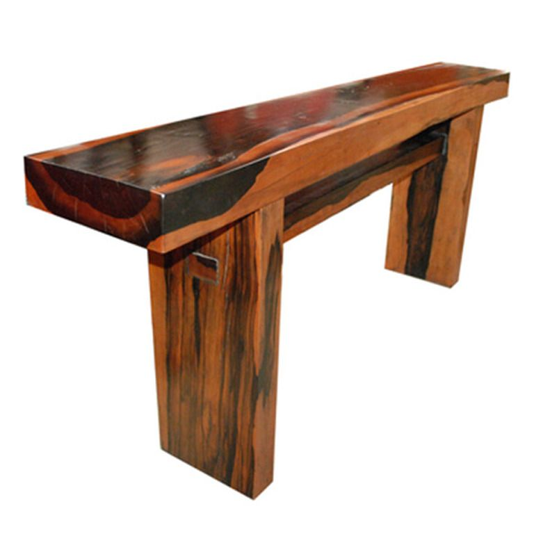 Dark Kamagong Wood Table  Furniture Ids and Wood tables