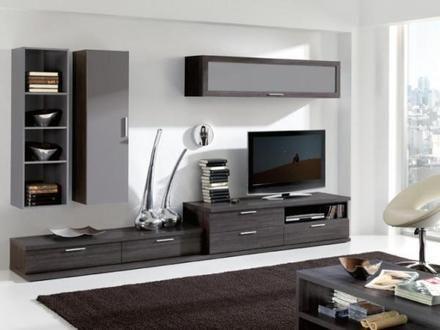 Centros de entretenimiento modernos en medellin muebles - Muebles para tv plana ...