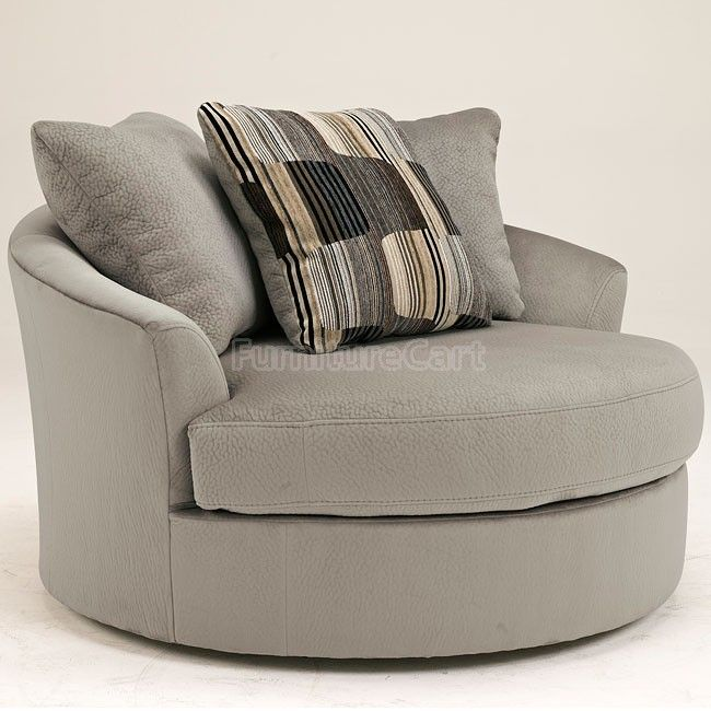 Western Granite Oversized Swivel Chair Accent Chairs For Sale Round Swivel Chair Fabric Accent Chair