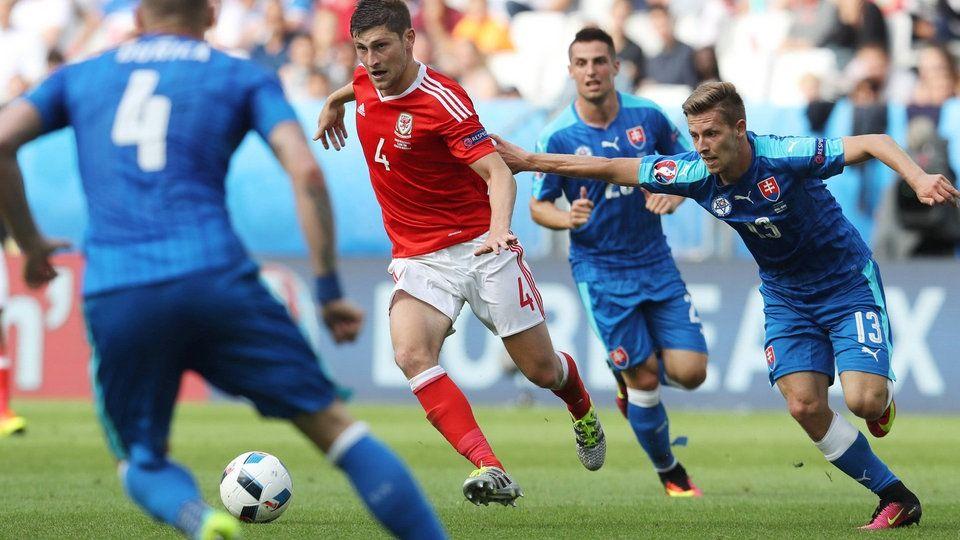 Wales Slowakei
