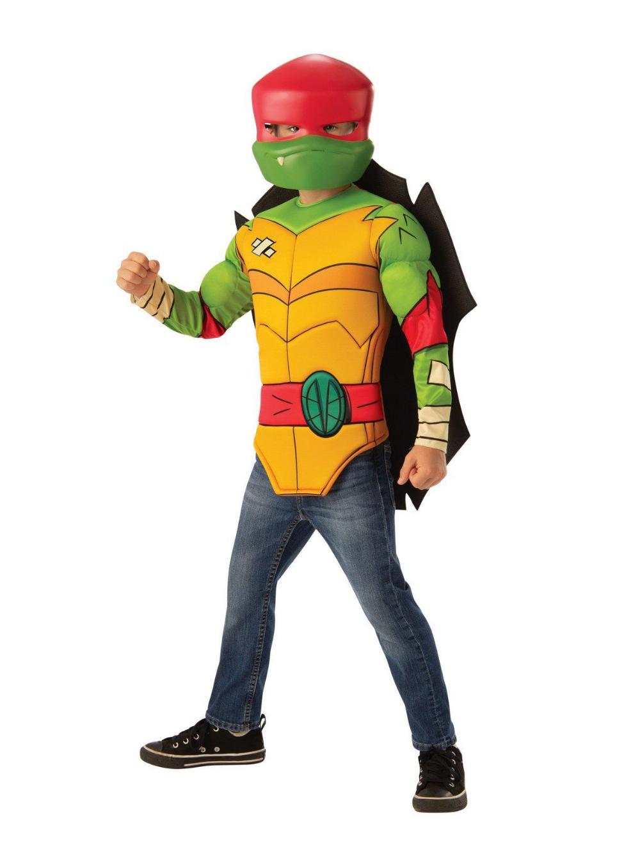 Halloween Costumes 2020 Tmnt Tmnt Raphael Dress Up Set   PartyBell.in 2020 | Ninja