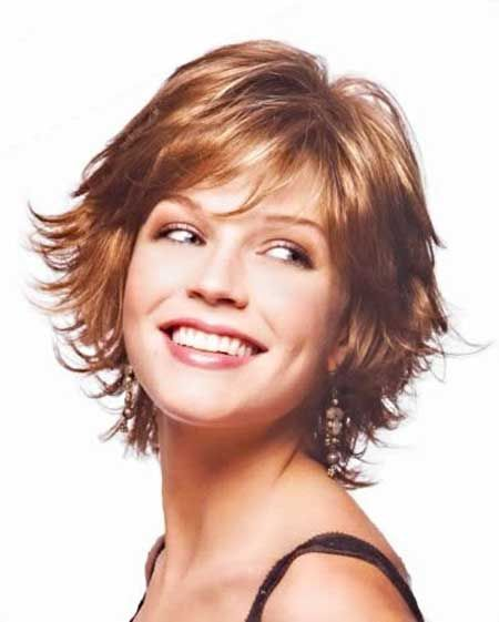 Short Wavy Hairstyles Ese : Short layered hairstyles for womens bob hairstyle bobs and