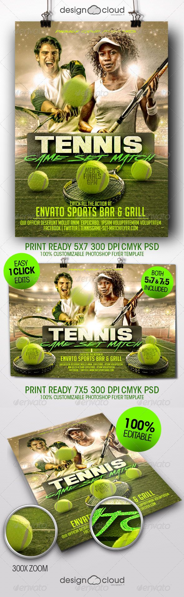 glow club flyer template glow flyer template and templates tennis game set match flyer template