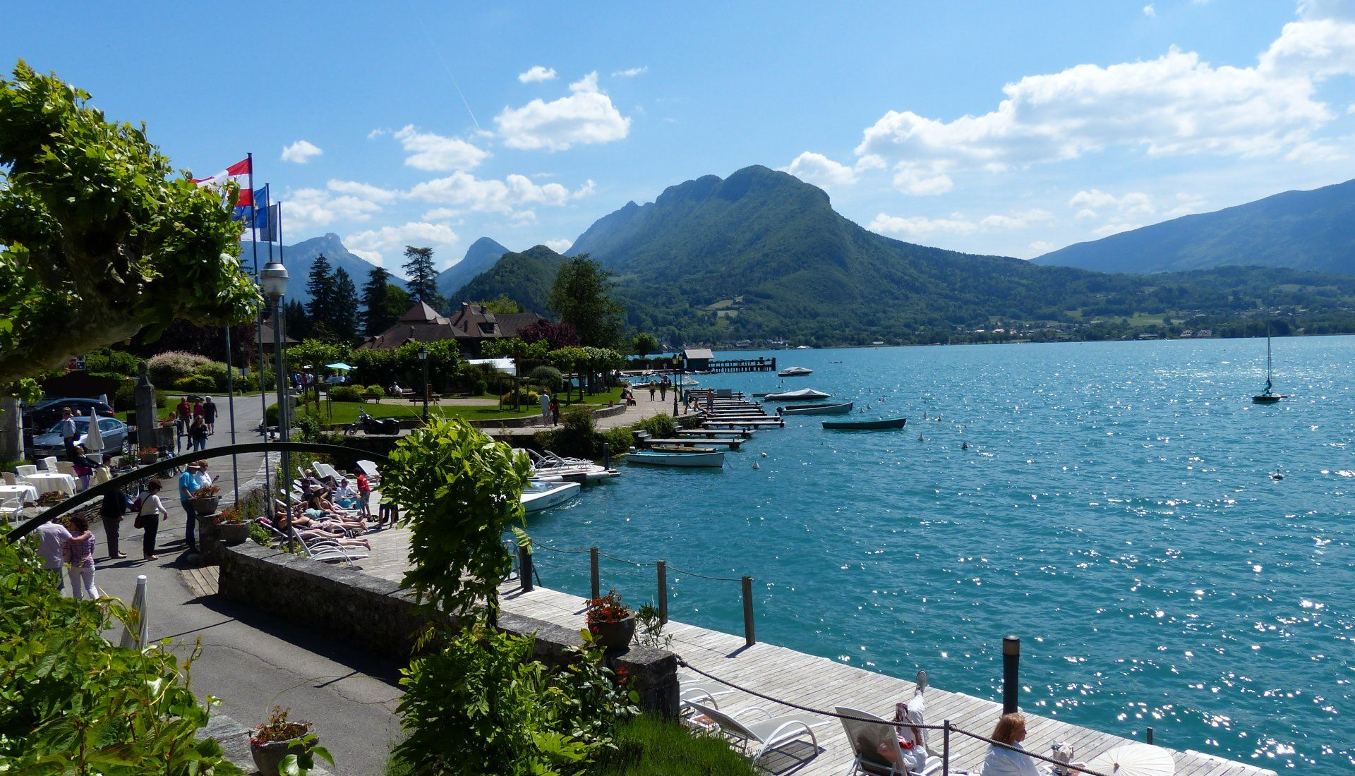 Lac D Annecy Talloires Lac Annecy Annecy
