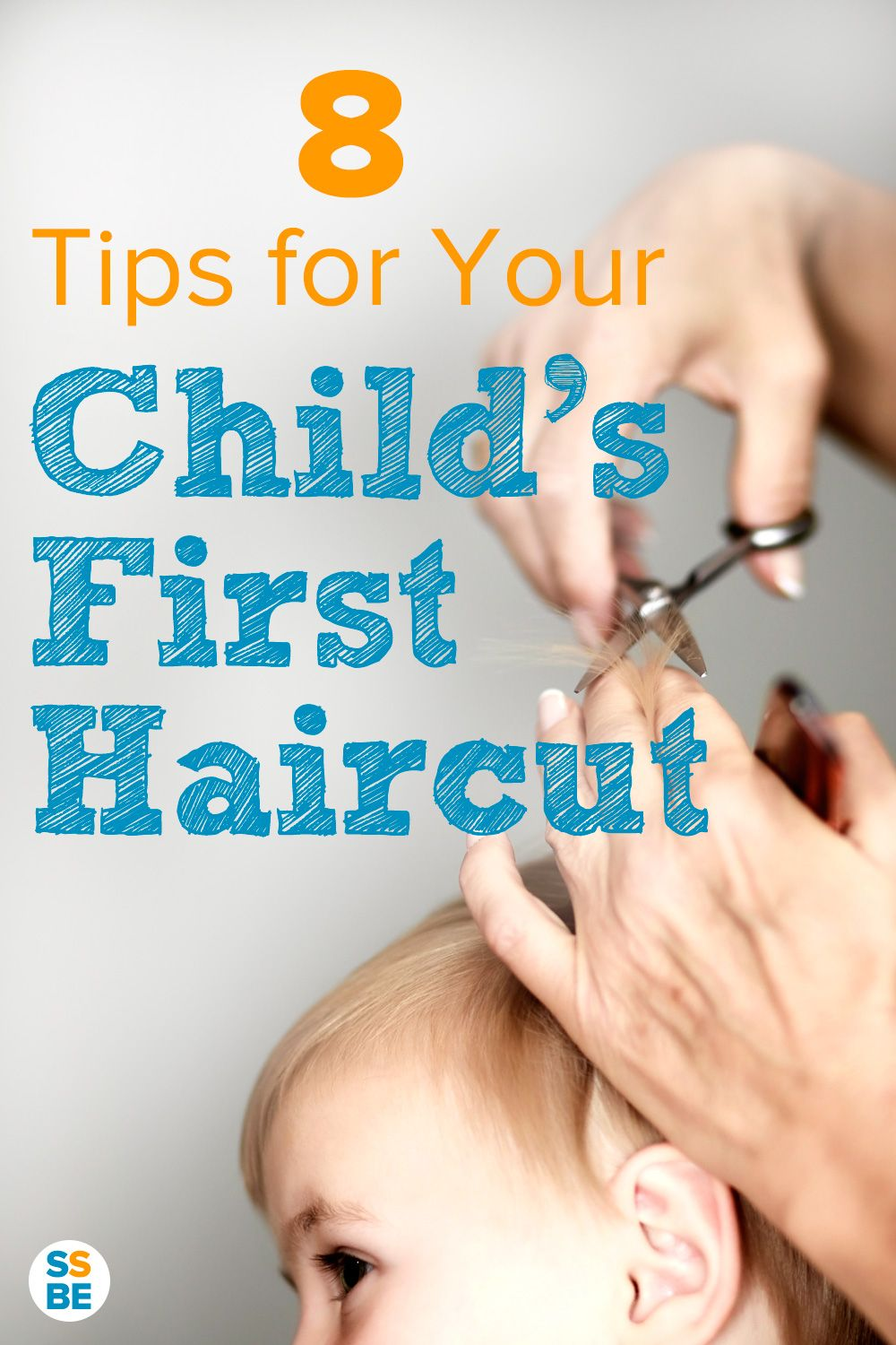 Surviving Your Child S First Haircut At A Salon First Haircut Baby Boy First Haircut Toddler Haircuts