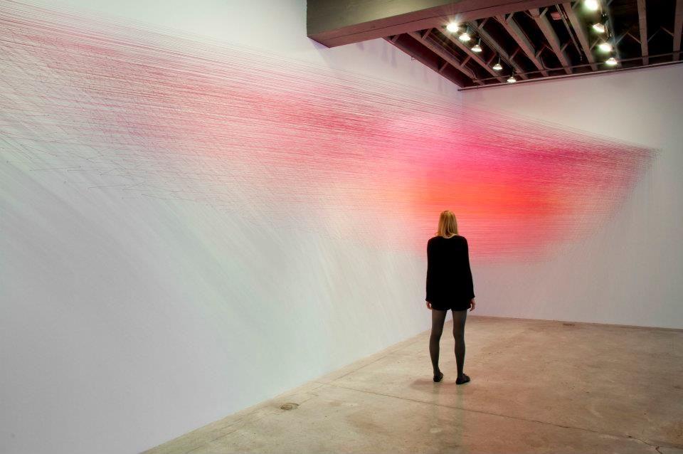 Anne Lindberg at Bemis Center for Contemporary Arts