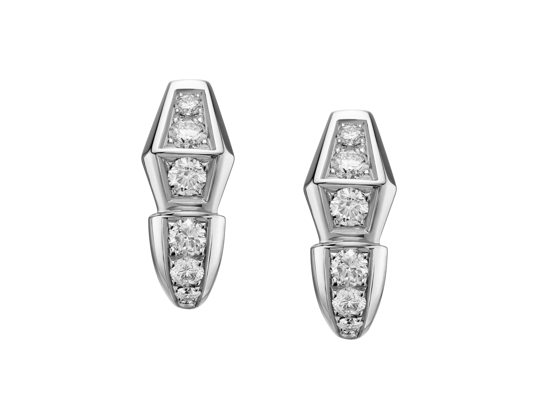 Bulgari Serpenti Earrings 351426 E Bvlgari