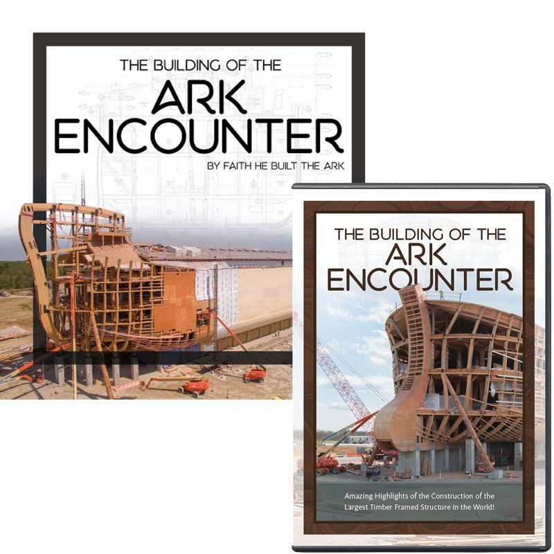 This is the true story of how Ark Encounter came together. Discover amazing construction details of the largest timber-framed building in the world.