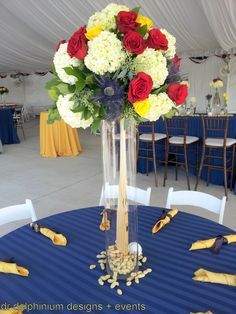 Floral centerpiece with bat sports banquetparty pinterest floral centerpiece with bat junglespirit Images