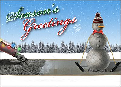 Business christmas cards concrete customize online ziti cards business christmas cards concrete customize online ziti cards reheart