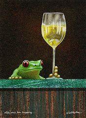 Will Bullas - White Wine Bar Hopping...
