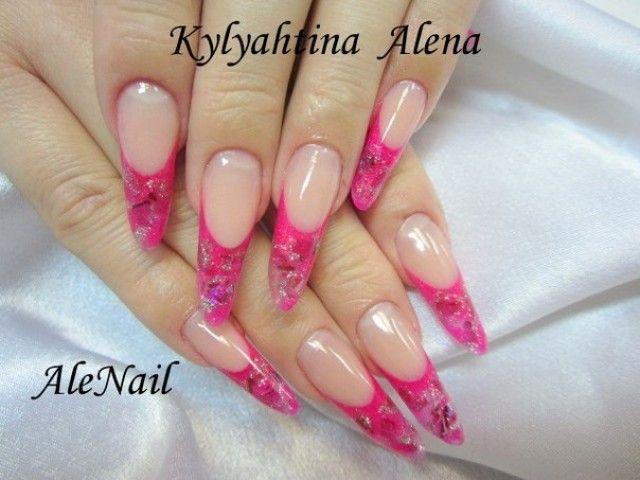 fingernagel motive pink alenail nageldesign bilder by world nails nailart galerie. Black Bedroom Furniture Sets. Home Design Ideas