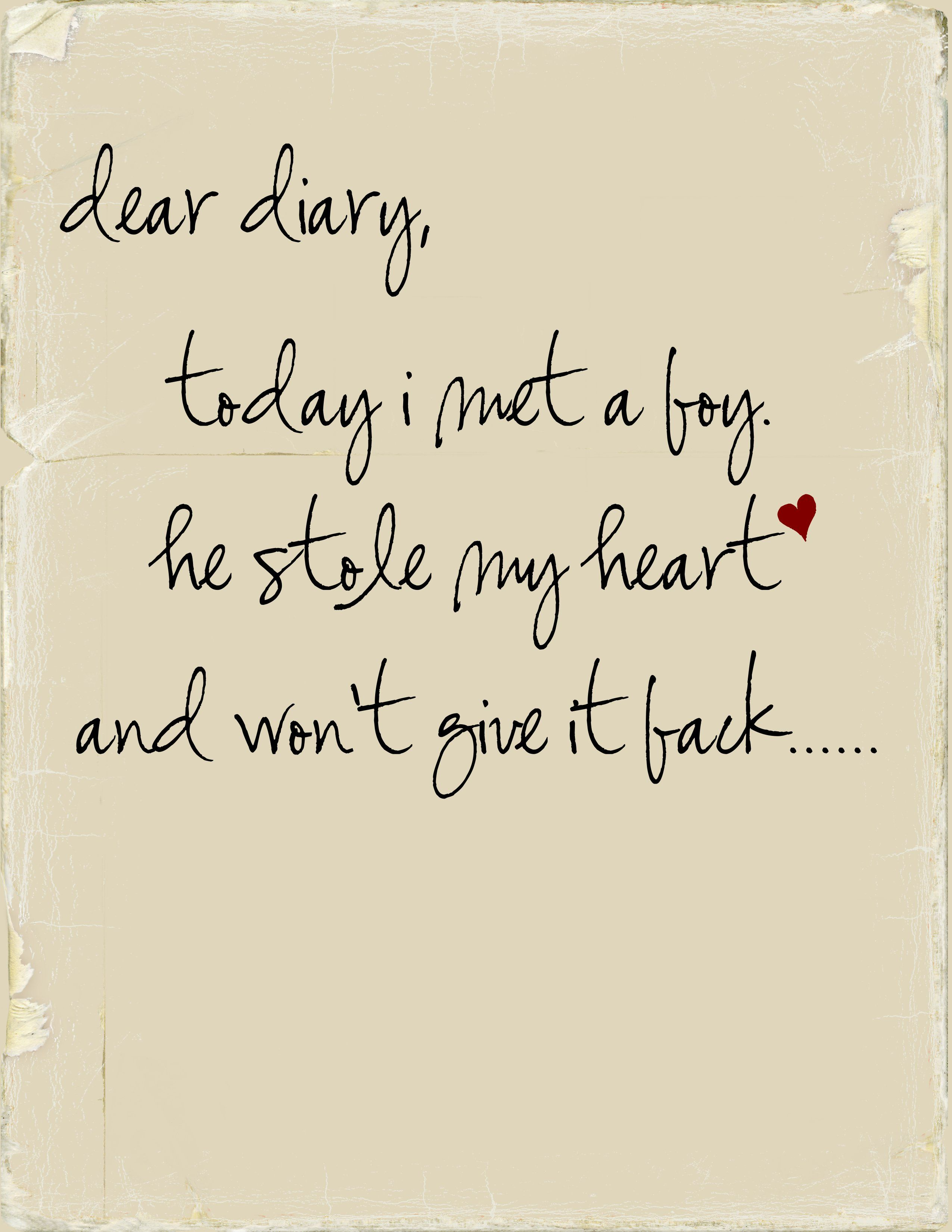 dear diary country quotes quotesgram