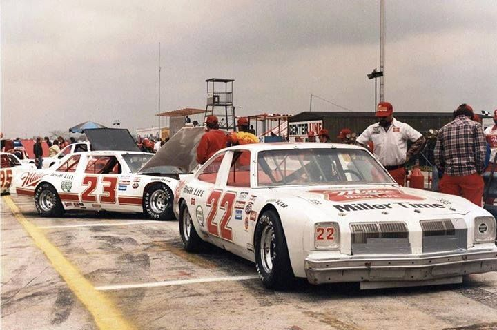 Bobby #22 And #23 Davey Allison @ Milwaukee in \'84   Marcos ...